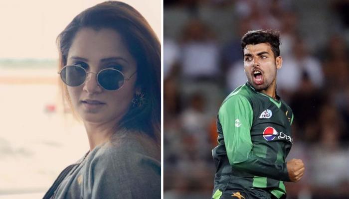 सानिया मिर्जा को इस पाकिस्तान क्रिकेटर ने दी शादी की सालगिरह की सबसे मजेदार बधाई