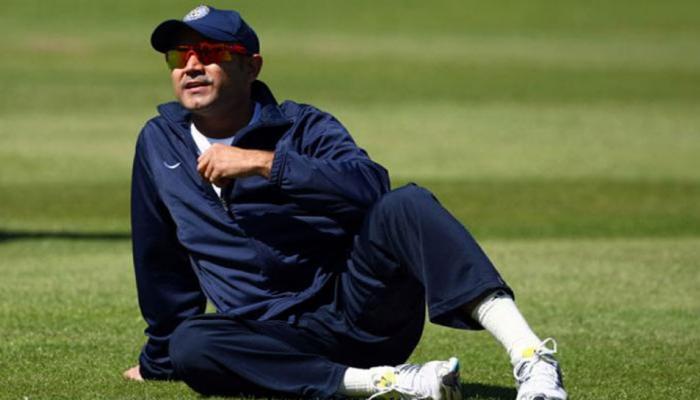 VIDEO: आप भी मिलिए, वीरेंद्र सहवाग मिलवा रहे हैं बल्लेबाजी के 'बाहुबली' से