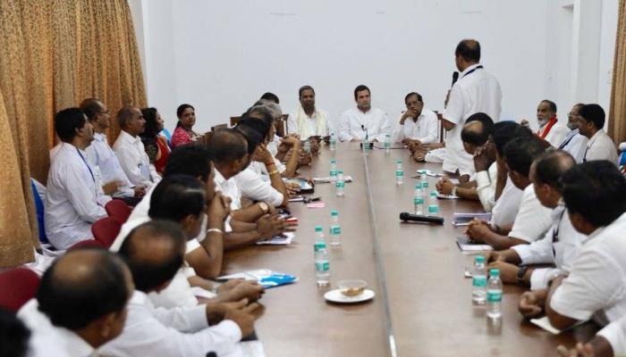 कर्नाटक चुनाव : कांग्रेस उम्मीदवारों की पहली सूची आज हो सकती है फाइनल