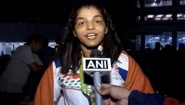 CWG 2018 : साक्षी ने ब्रॉन्ज जीतकर देश को दिलाया 50वां पदक, भारत तीसरे नंबर पर