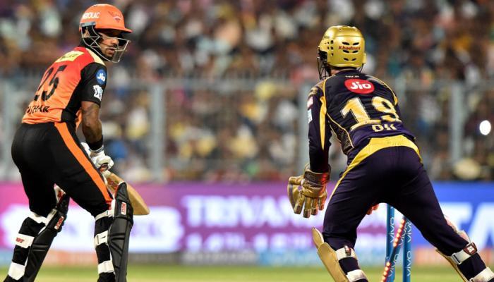 आईपीएल 2018 : कोलकाता को हराकर हैदराबाद ने लगाई जीत की हैट्रिक