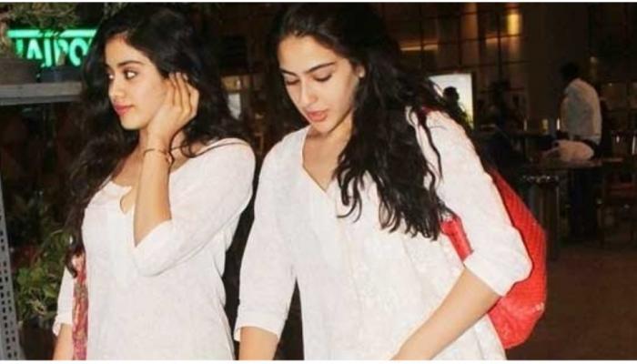सारा अली खान इस वजह से बनीं रोहित की पसंद, ऐसे निकली जाह्नवी के हाथ से 'सिंबा'