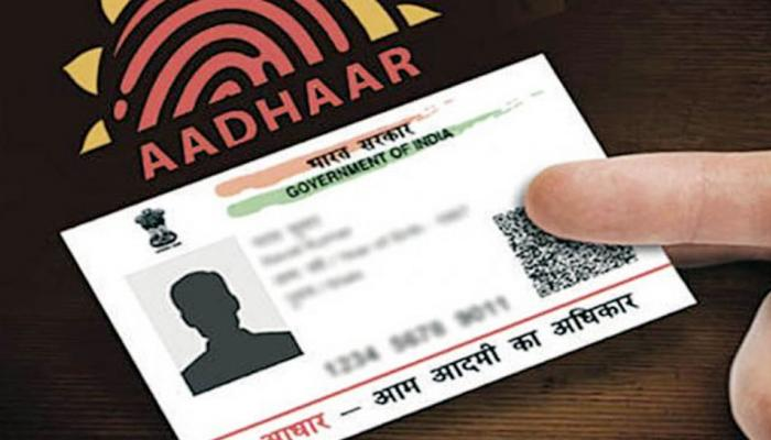 Aadhar Card made in ICU ward of Hospital in Raipur