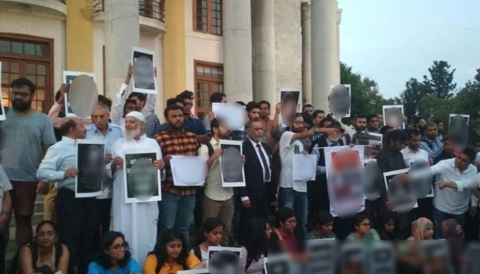 कठुआ और उन्नाव गैंगरेप के विरोध में बेंगलुरु ने #MyStreetMyProtest के साथ बुलंद की आवाज