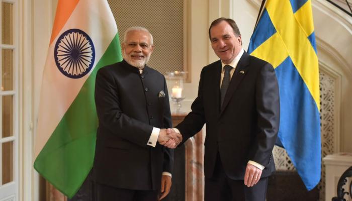 अक्षय ऊर्जा और परिवहन को लेकर भारत और स्वीडन के बीच अहम समझौते
