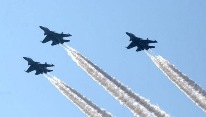 'गगन शक्ति' युद्धाभ्यास : हिंद महासागर क्षेत्र में वायुसेना ने दिखाई अपनी ताकत