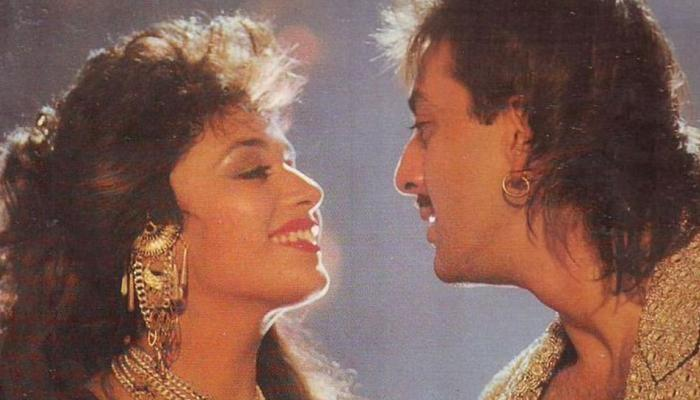 after 21 years sanjay dutt and madhuri dixit ready to share big scree in movie kalank