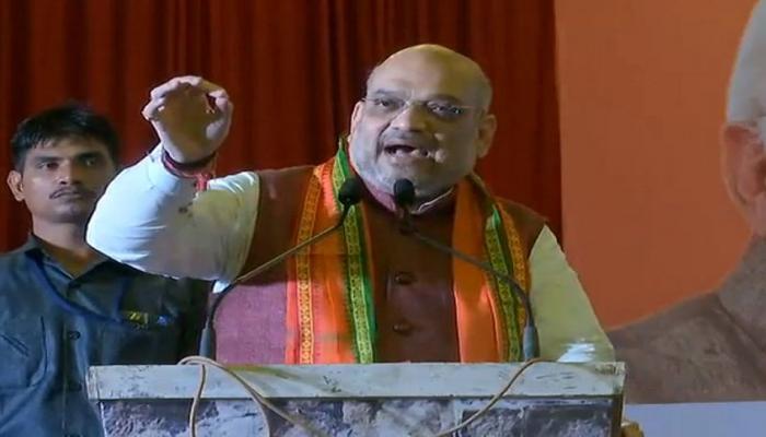 'कार्यकर्ताओं के हत्यारों को पाताल से भी ढूंढ निकालेंगे' : कर्नाटक में बोले अमित शाह
