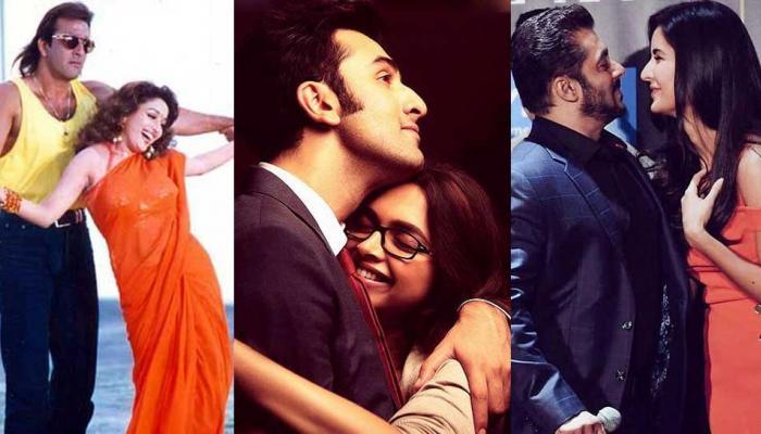 Madhuri Dixit-Sanjay Dutt, Kareena Shahid Kapoor, 5 ex-couples who reunited for films
