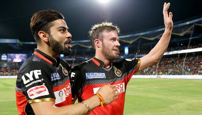 'विराट कोहली और एबी डिविलियर्स हैं क्रिकेट के रोजर फेडरर-रफेल नडाल'
