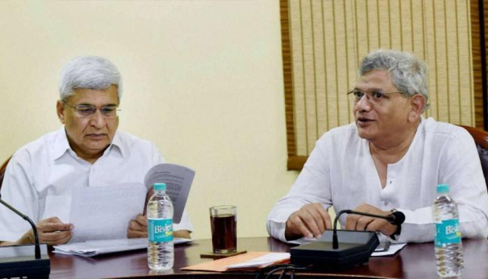 BJP को हराने के लिए क्या कांग्रेस से हाथ मिलाएं? CPM में इस पर हो सकता है विभाजन