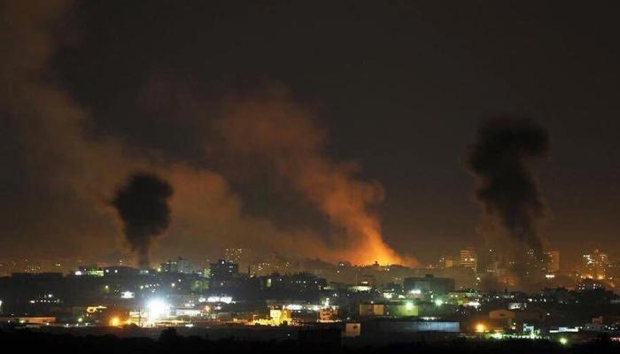 फिलिस्तीन: गाजा पट्टी में लगातार चौथे शुक्रवार को प्रदर्शन, 2 की मौत
