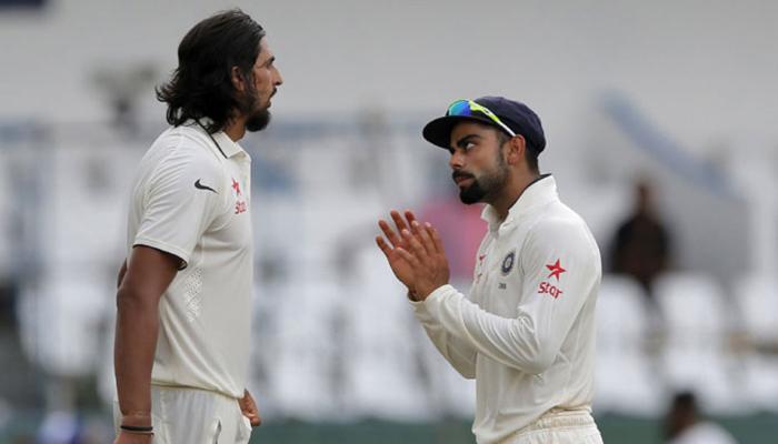 VIDEO: विराट के 'मिशन' पर ईशांत शर्मा, इंग्लैंड में गेंद के बाद अब बल्ले से मचाया धमाल