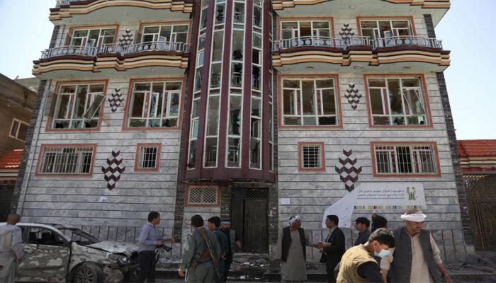 काबुल : वोटर रजिस्ट्रेशन सेंटर पर आत्मघाती हमला, 48 की मौत