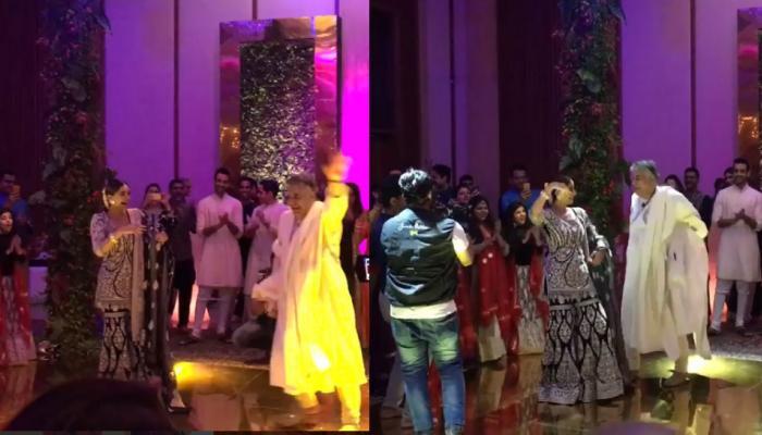 सोनम कपूर और जया बच्चन ने वेडिंग रिसेप्शन में जमकर किया डांस, देखें Viral Video
