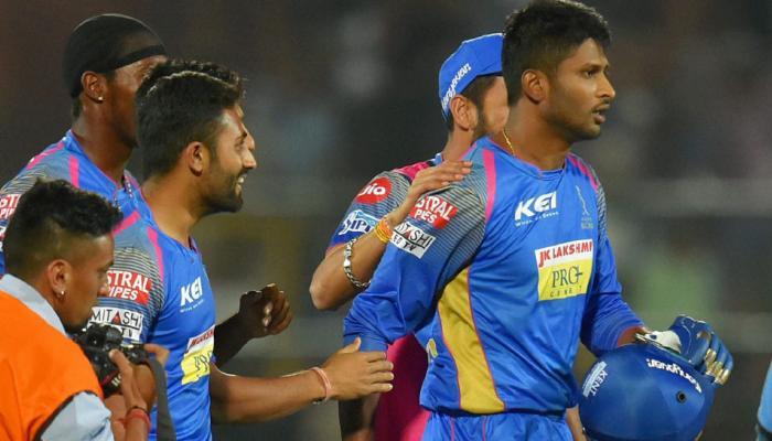 IPL 2018: krishnappa Gotham produces a fiery knock to sink mumbai