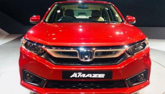 Honda will launch 2nd generation amaze on 16 may