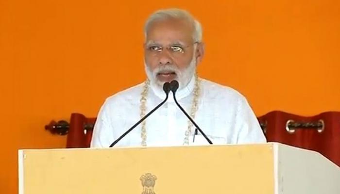 'छोटी-छोटी कोशिशों से बड़े बदलाव को लाया जा सकता है'- मंडला जनसभा में बोले PM मोदी