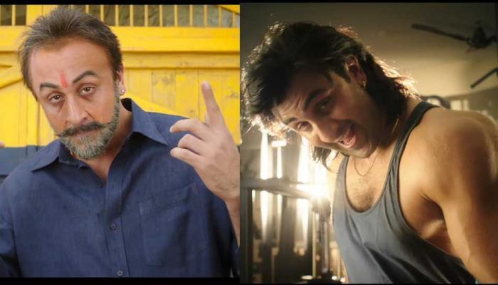 हूबहू संजय दत्त लग रहे हैं रणबीर कपूर, देखिए 'संजू' का मजेदार Teaser