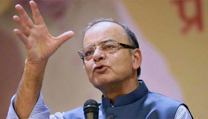 CJI के खिलाफ कांग्रेस के महाभियोग प्रस्ताव का मकसद जजों को डराना था : अरुण जेटली