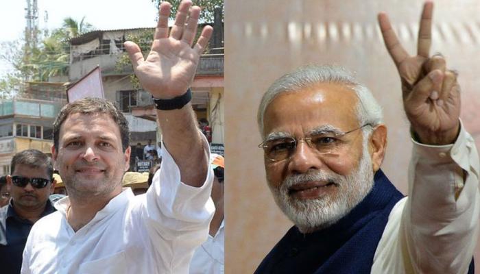 कर्नाटक चुनाव : 40-40 स्टार प्रचारकों के साथ कांग्रेस-बीजेपी में शुरू हुई Star War