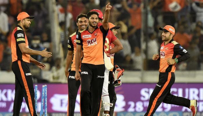 IPL 2018: अंकित राजपूत पर भारी पड़े राशिद-शाकिब, पंजाब की 13 रनों से हार
