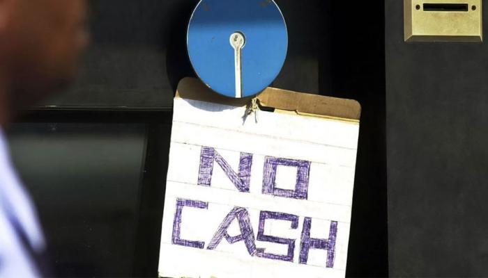 RBI के दावों की पोल खोल रहा है रांची का एटीएम, टंगा है नौ-कैश का टैग