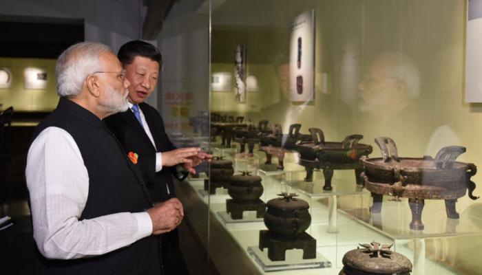 चीन यात्रा पर PM मोदी ने शी जिनपिंग को दिया यह खास तोहफा...