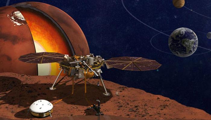 मंगल के 'दिल' को पढ़ने की तैयारी में नासा, इसी हफ्ते भेजेगा पहला मिशन
