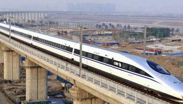 बुलेट ट्रेन प्रोजेक्ट के प्रभावितों के साथ 'चाय पे चर्चा' करेगी रेल कंपनी