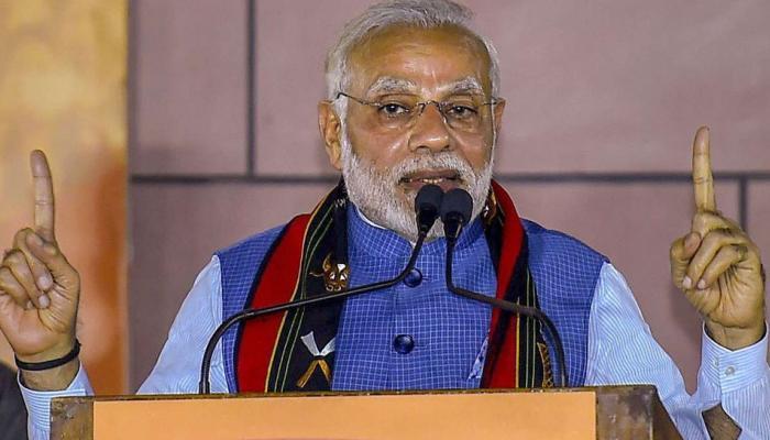 आज से कर्नाटक के रण में पीएम मोदी, एक के बाद एक तीन रैलियों को करेंगे संबोधित