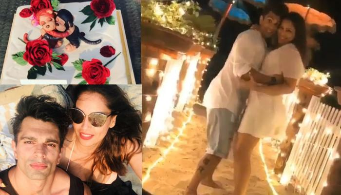 एनिवर्सरी पर बिपाशा बसु ने पति के साथ कुछ यूं किया रोमांटिक डांस, देखें VIDEO