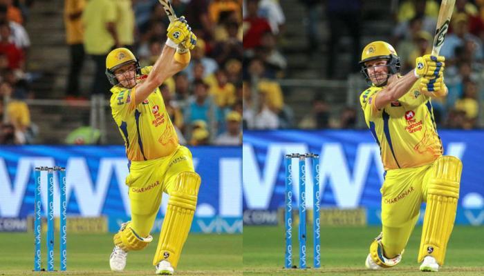 IPL 2018 : Shane Watson Shines again as Chennai Wins against Delhi