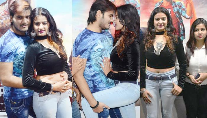 25 मई को रिलीज होगी भोजपुरी फिल्म 'आवारा बलम', यहां देखें स्टार कास्ट की तस्वीरें