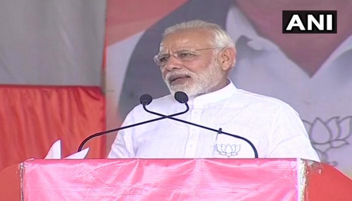 VIDEO : पीएम मोदी ने कर्नाटक चुनाव प्रचार में क्यों किया 'लाल मिर्च, हरी मिर्च और आलू' का जिक्र