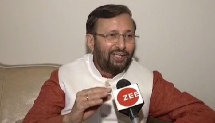 Exclusive: BJP कर्नाटक प्रभारी प्रकाश जावड़ेकर बोले- कांग्रेस जा रही है और बीजेपी आ रही है