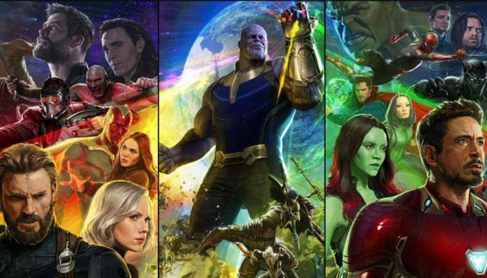Top news of hindi and english newspaper Avengers The Infinity war is set to break record of Jungle Book