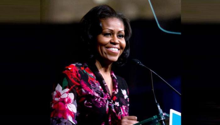 मिशेल ओबामा ने कहा- कोई उम्मीद न पालें, अमेरिका को 'बचाने' कोई करिश्माई उम्मीदवार नहीं उतरेगा