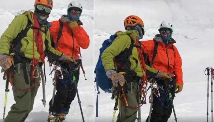 PADOSI DESH: NASA researchers ski on Mt Everest illegally say nepali media