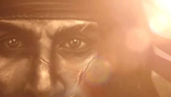 FIRST LOOK: 'संजू' के बाद अब डरावने लुक में दिखेंगे रणबीर कपूर, इस फिल्म में बनेंगे 'डकैत'