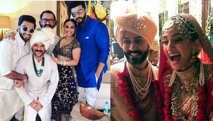 Sonam Kapoor Anand Ahuja Wedding: 15 beautiful inside pictures from this fairytale wedding