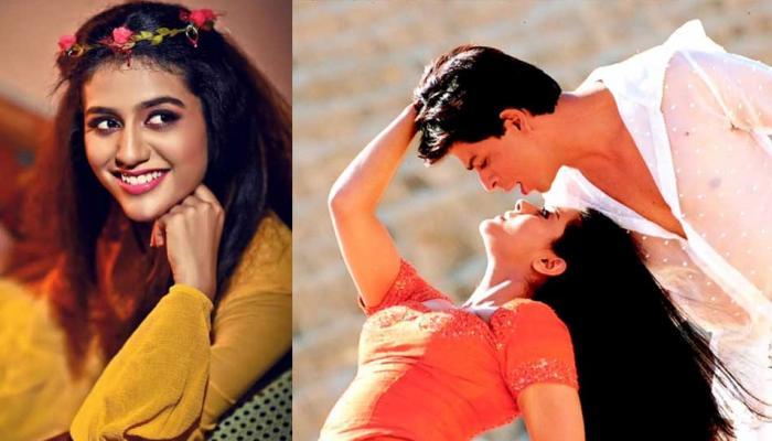 Video: प्रिया प्रकाश वारियर बनीं 'काजोल', यूं किया 'सूरज हुआ मद्ध्म..' पर रोमांटिक Dance