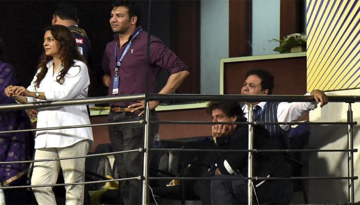 कोलकाता की हार के बाद शाहरुख खान ने फैन्स से मांगी माफी