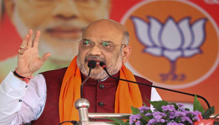 अमित शाह का दावा - कर्नाटक में BJP जीतेगी 130 सीटें, किसी पार्टी के सर्मथन की जरूरत नहीं पड़ेगी