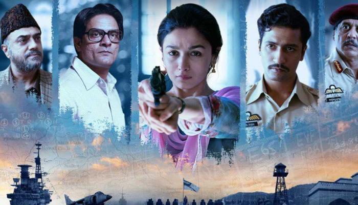 Raazi Movie Review: पाकिस्तान में बहू बनकर जासूसी करती आलिया भट्ट, जानें कैसी है फिल्म