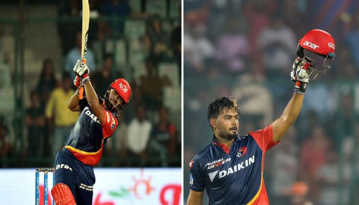 Rishabh Pant like IPL Centurians whose team defeated