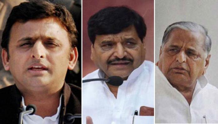 UP Bypolls : सपा के स्टार प्रचारकों की लिस्ट से मुलायम और शिवपाल के नाम गायब