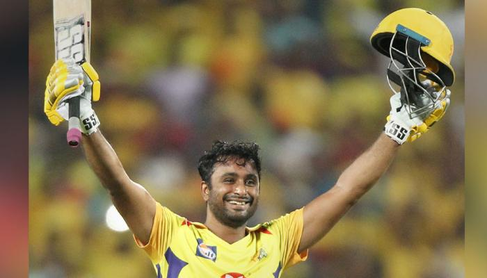 IPL 2018 : Ambati Raydu returns to the race of Orange Cap with his ton
