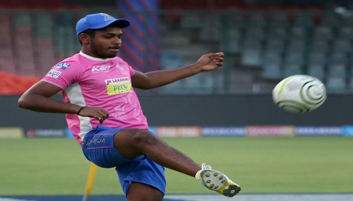 VIDEO: दौड़कर आए और हवा में उड़कर संजू सैमसन ने लपका हैरतअंगेज कैच