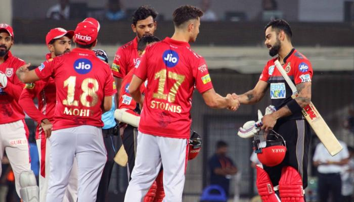 Bengaluru gives second biggest loss to Punjab, Increases hopes to reach in playoffs